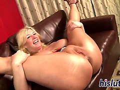 Blonde, Chubby, Titjob, She only give head, Gotporn.com