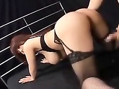 Black, Lingerie, Japanese black tights uncensored, Nuvid.com