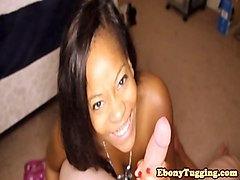 Ebony, Masturbation, Jerking, Gangbang with my wife, Gotporn.com