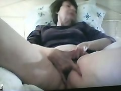 Wet, Grey granny masturbating, Mylust.com