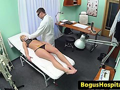 Bus, Doctor, Babe, Doctor checkup, Nuvid.com