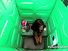 Indian, Gloryhole, Indian girl using banana, Mylust.com