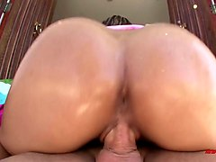 Big Ass, My wife s sexy mom with big ass, Anysex.com
