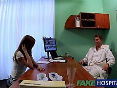 Doctor, Tight, Male doctor female patient, Gotporn.com