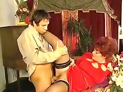 Facial, Granny and boy tits, Txxx.com