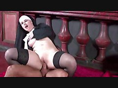 Nun, Sleeping nun, Xhamster.com