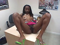 Ebony, Amateur, Ebony amateur deepthroat, Xhamster.com