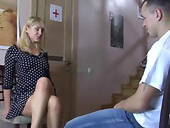 Doctor, Lady doctor fists innocen girls, Xhamster.com