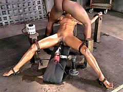 Rough, Oil, Slave, Oiled orgy, Anyporn.com