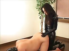 Asian, Latex, Latex shemale, Xhamster.com