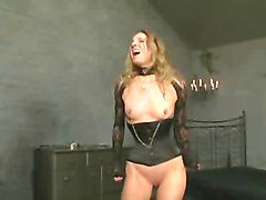 Blonde, German, Slave, German slave blowjob, Xhamster.com