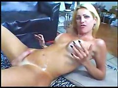Shemale, Cumshot, Shemale cumshot while being fucked, Pornhub.com