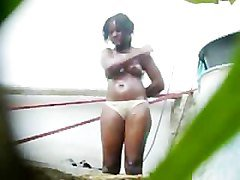 African, Maid, African outdoor dance party, Pornhub.com