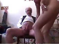 Teen, Old Man, Old man and young girl, Pornhub.com
