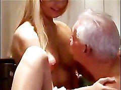 Grandpa, Teen, Grandpa granddaughter, Pornhub.com