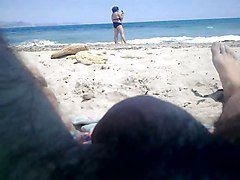 Flashing, Beach, Delivery flash, Xhamster.com