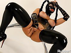 Rubber, Doll, Rubber mistress, Pornhub.com