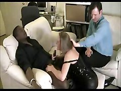 Wife, Cuckold, Interracial, Interracial wife breeding cuckold, Xhamster.com