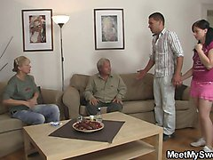 Riding, Old Man, Old man with big cock, Xhamster.com
