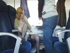 Bus, Public, Milf, In the train, Xhamster.com