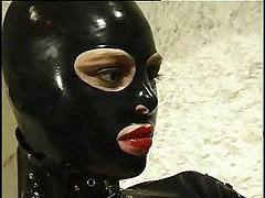 Leather, Slave, Mature french slaves, Drtuber.com
