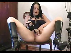 Boots, Squirting boots, Xhamster.com
