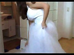 Teen, Bride, Dress, Young bride, Xhamster.com