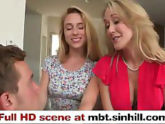Concern mom teach son and daughter, Pornhub.com