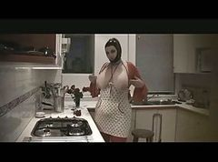 Fetish, Kitchen, Latex, Tranny latex, Xhamster.com