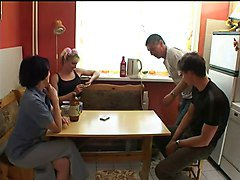 Orgy, Russian, Mature orgy young, Xhamster.com