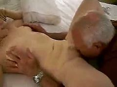 Grandpa, Teen, Blowjob grandpa, Xhamster.com