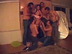 Gangbang, Audition, Behind The Scenes, Behind the scene with gianna michaels, Gotporn.com