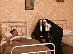 Italian, Nun, Sleeping nun, Xhamster.com