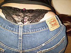 Jeans, Jeans ripped off, Xhamster.com