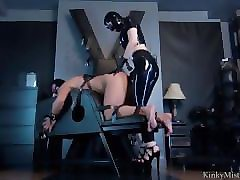 Rubber, Slave, Strapon, Huge rubber dicks, Pornhub.com