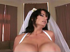 Bride, Big Tits, Bride and dad, Xhamster.com