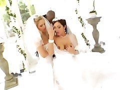 Bride, Threesome, Orgy bride, Pornhub.com
