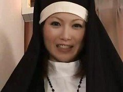 Nun, Nun and devil, Drtuber.com