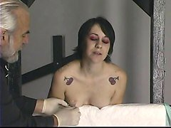 Needle, Tattoo, Man genital needles, Xhamster.com