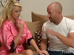 Blonde, Money, Ass, Money talks creampie, Fapli.com