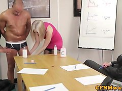 Office, Femdom, Lesbian feet foot stockings porn tubes, Fapli.com