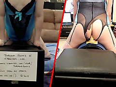 Sybian, First time on sybian, Xhamster.com