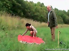 Grandpa, Babe, Cute, Granny and grandpa still doing, Pornhub.com
