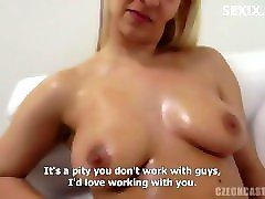 Casting, Czech, Audition, Reluctant wife audition, Pornhub.com