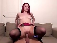 French, Riding, Milf, French mother redhead, Pornhub.com