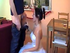 Cheating, Bride, Wedding, Groom catches cheating bride, Xhamster.com