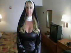 Nun, Wife, Nun in convent, Drtuber.com