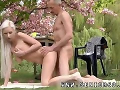 Blonde, Old And Young, Old and young teacher, Pornhub.com