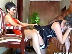 Lesbian, Ass, Maid, Big tits hot sexy maid seducing a young boy, Pornhub.com