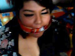 Gagging, Bound and gagged, Xhamster.com